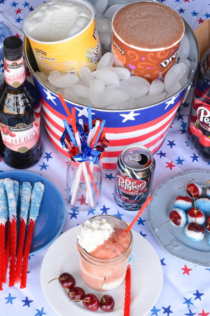 Ice Cream Float Party