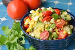 Southwestern Corn Salad