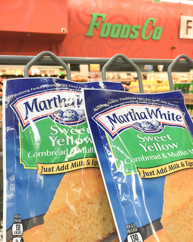 Martha White Cornbread Mix