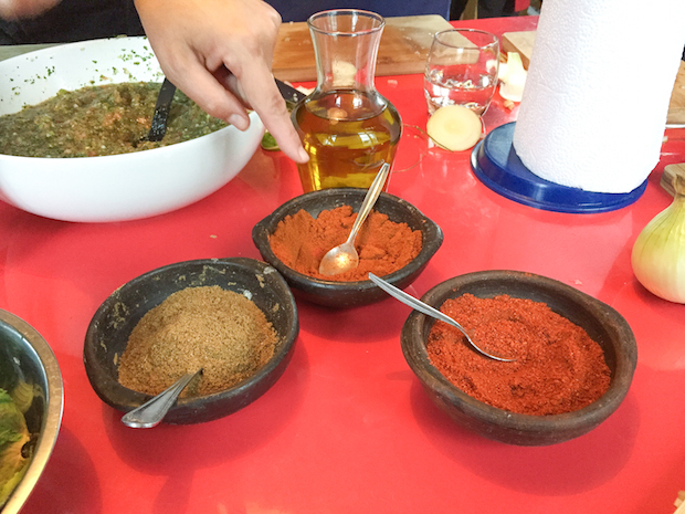 Chilean Cuisine Cooking Class-6