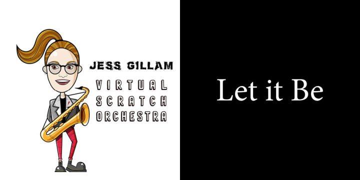 VSO - Let it be logo