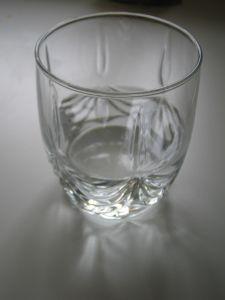 Verre plein ou verre vide?