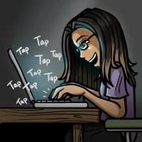 Jess Blogging