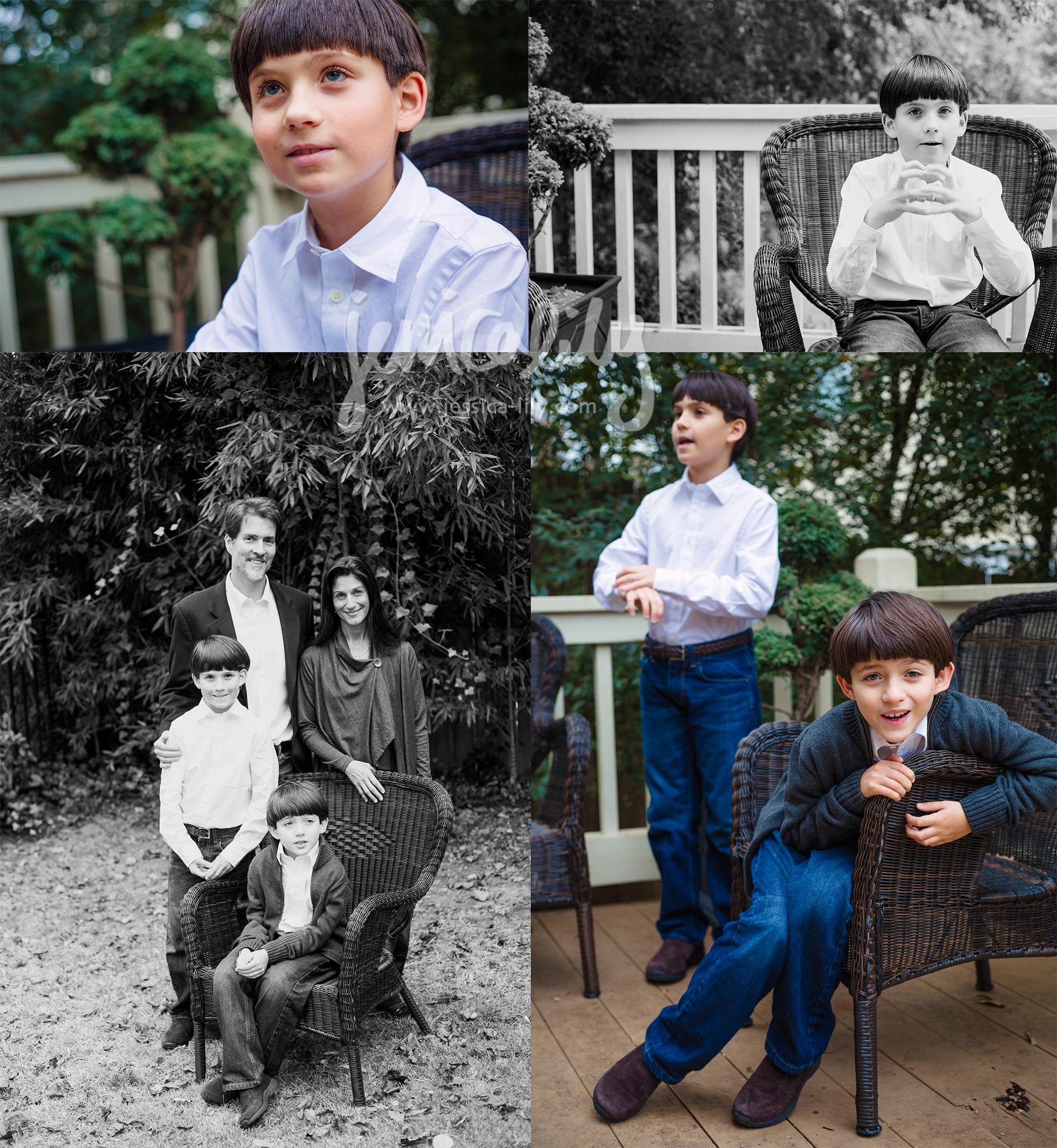 Pate Family Portrait Photographer