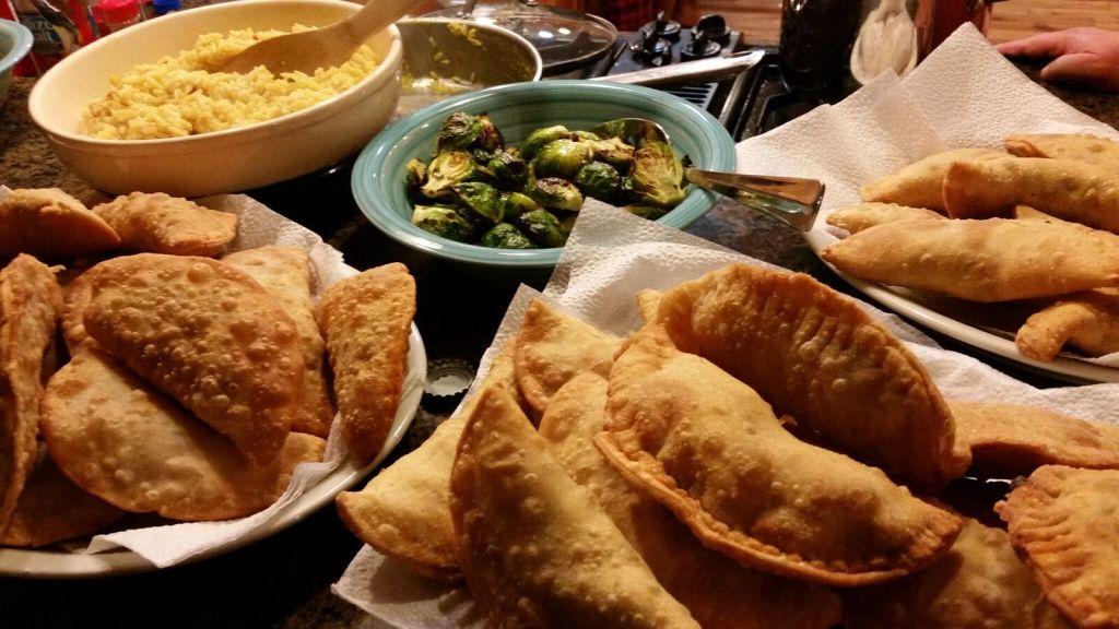 Empanadas for dinner