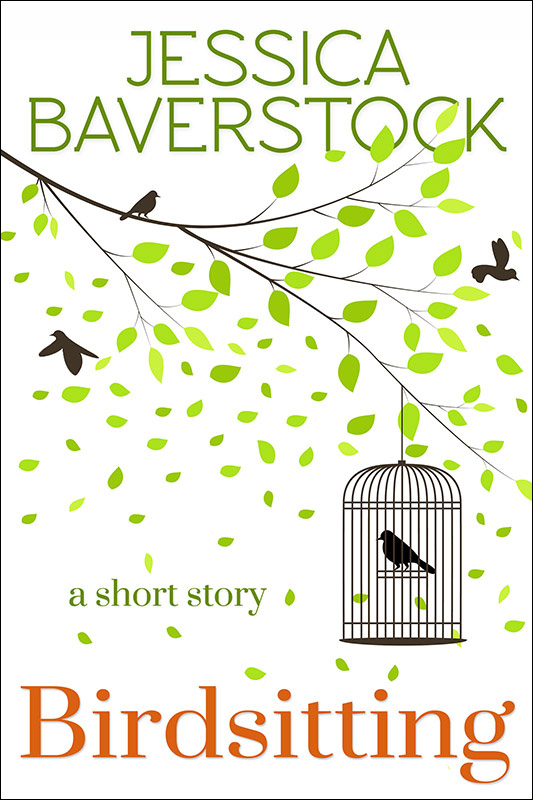 Cover for Birdsitting: A Short Story by Jessica Baverstock