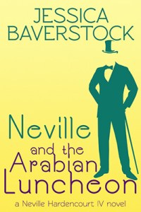 Cover Image for the book Neville and the Arabian Luncheon