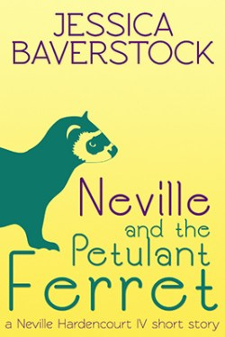 Neville and the Petulant Ferret Cover Art