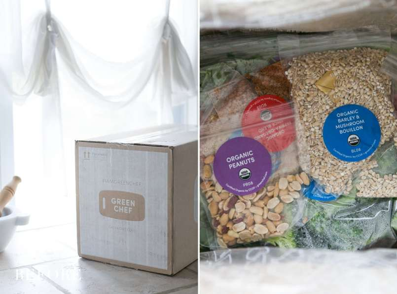 Top Four Meal Kits to Try at Home - Jessica Brigham Blog - Best Meal Kits - Hello Fresh - Green Chef- Plated - Terras Kitchen