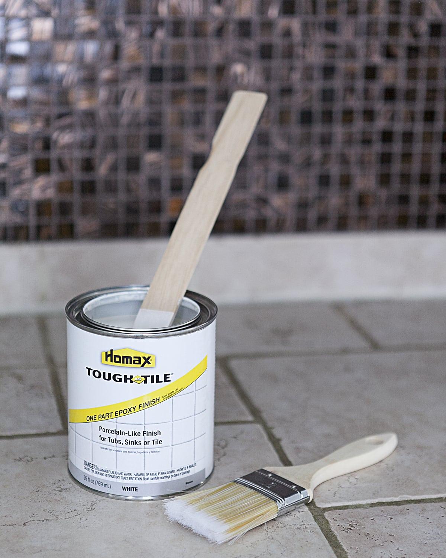 Painting Kitchen Tiles: How To Paint A Tile Backsplash » Jessica Brigham
