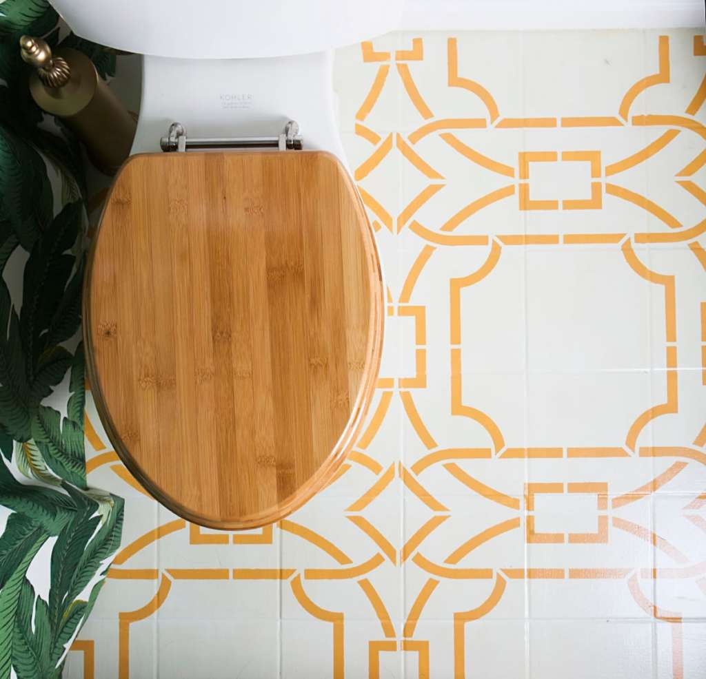 One Room Challenge | Modern Boho Bathroom | Boho Chic | Bathroom Remodel | Jessica Brigham | Magazine Ready for Life for Less