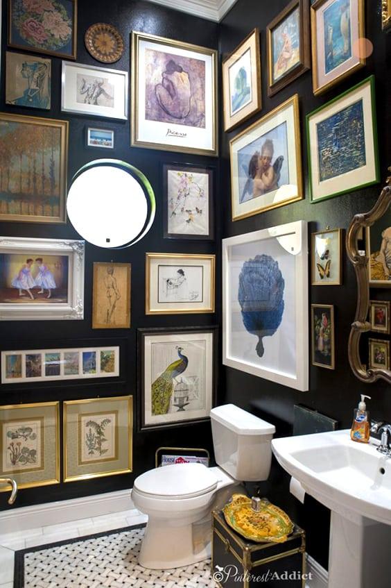 One Room Challenge | Modern Boho Bathroom | Boho Chic | Jessica Brigham | Magazine Ready for Life for Less