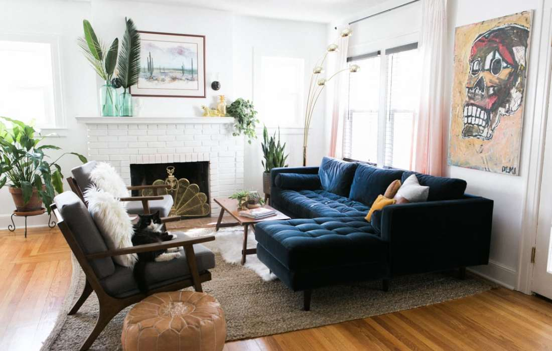 Nap Tested, Husband Approved: Why I Love My Sven Sofa