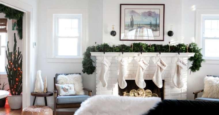DIY Christmas: How To Make Your Own Fresh Christmas Garland