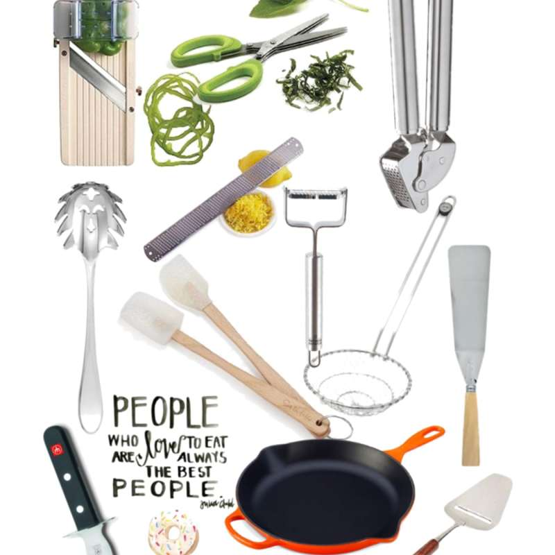 The Top Twelve Must Have Kitchen Tools