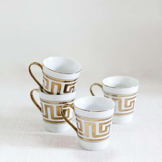 Art Deco Coffee Mugs | Jessica Brigham
