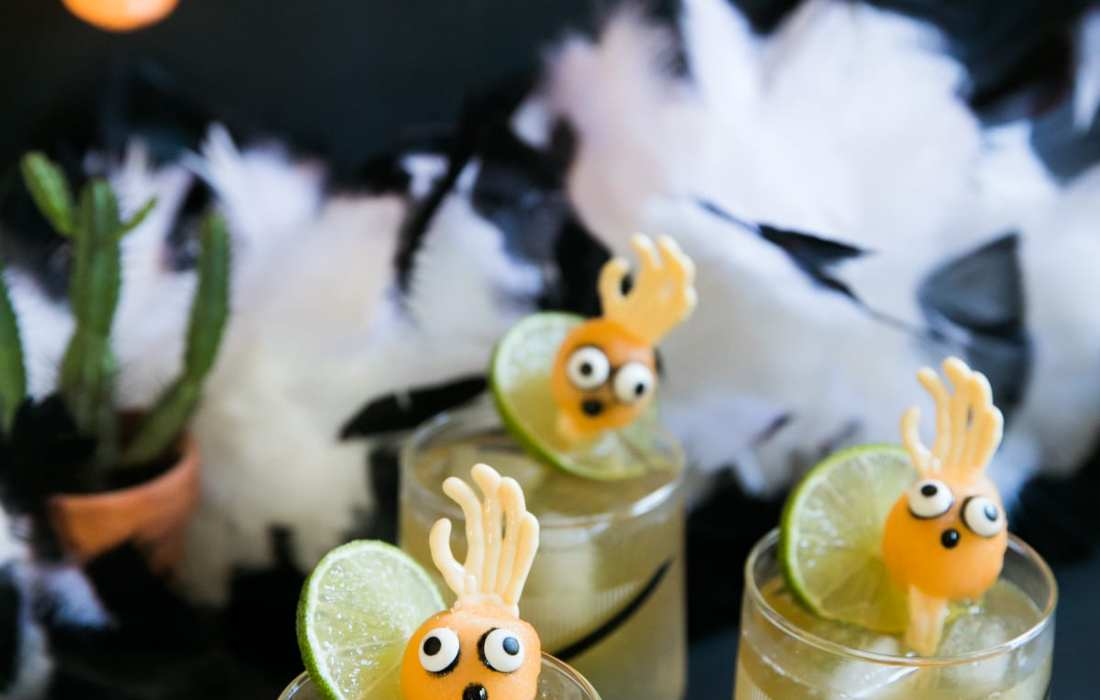 A Spooky (and Silly) Dark & Stormy