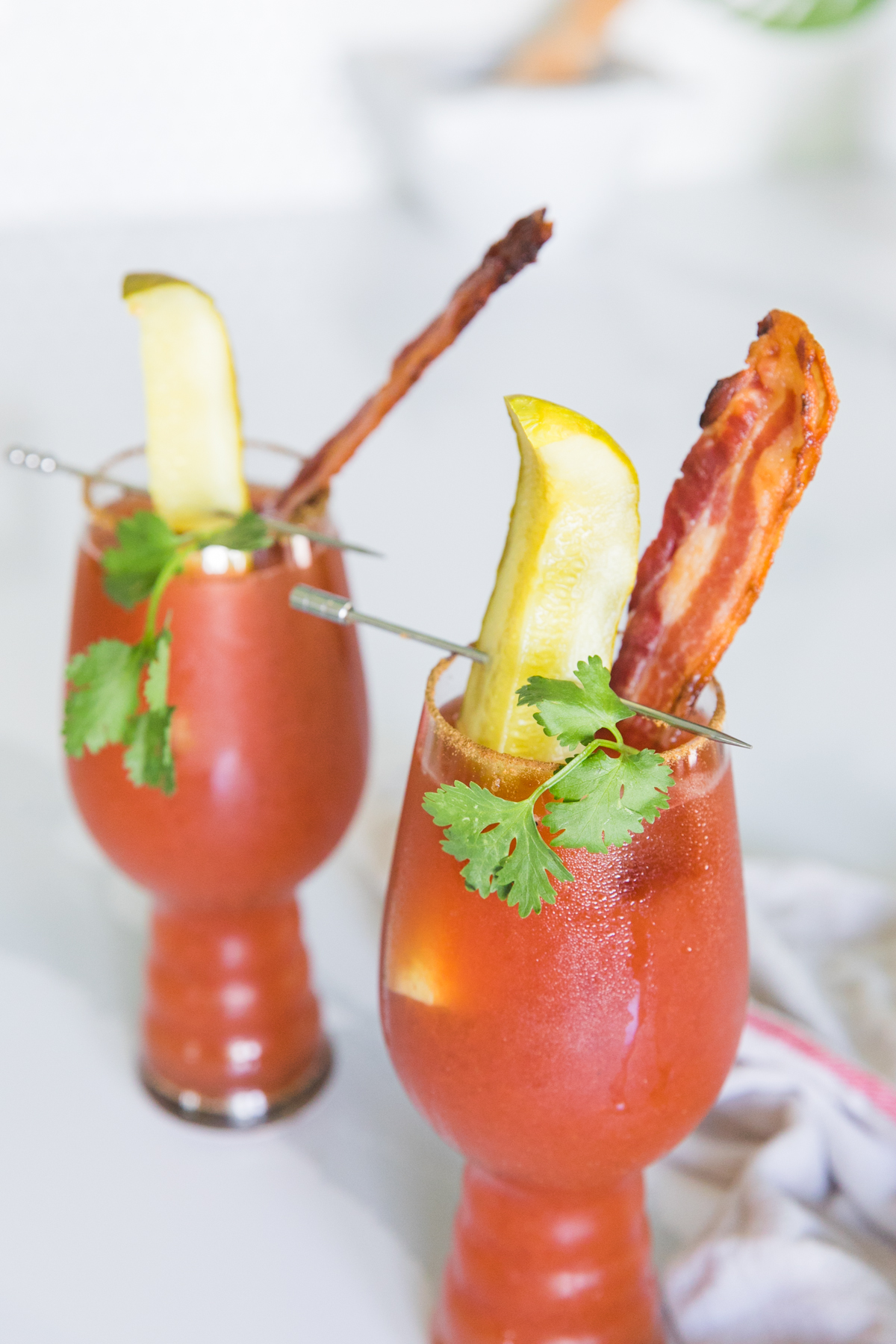 The Perfect Bloody Mary | Hangover Cocktails | Jessica Brigham | Magazine Ready for Life