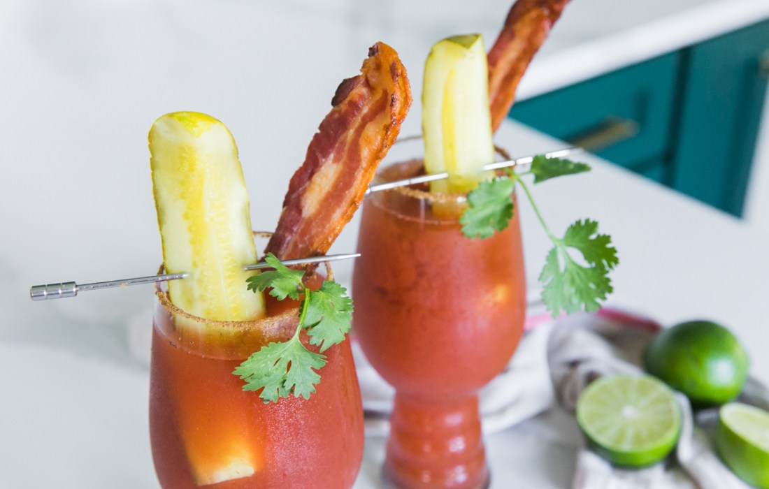 The Best Effin' Bloody Mary Recipe