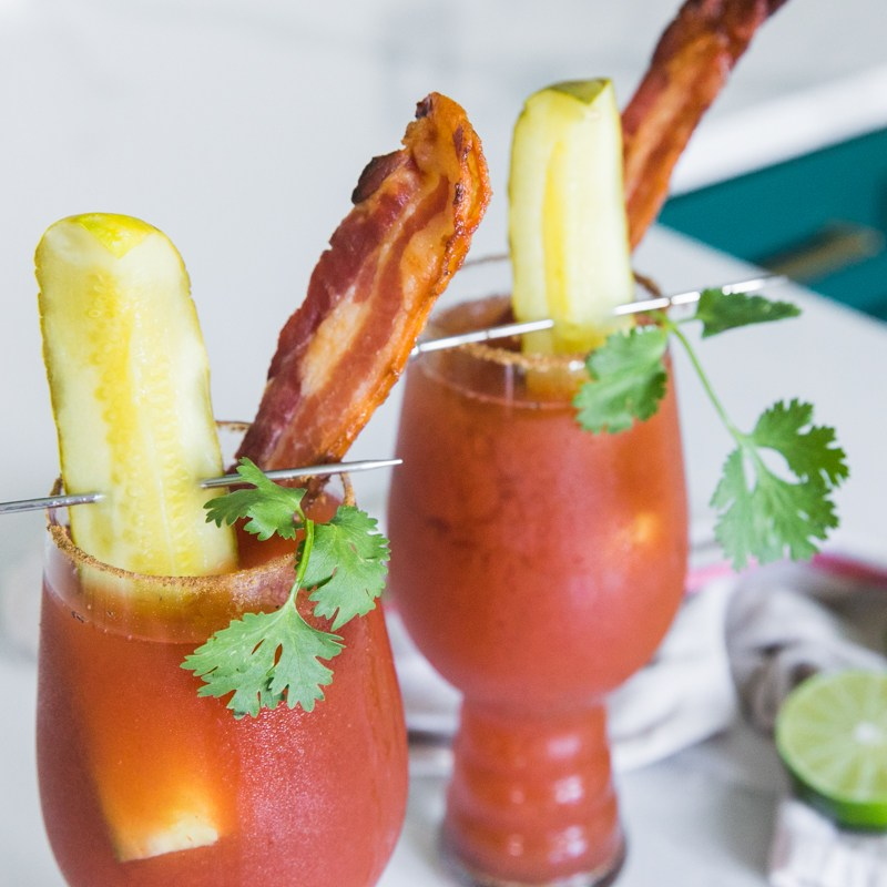 The Perfect Bloody Mary Recipe | Hangover Cocktails | Jessica Brigham | Magazine Ready for Life