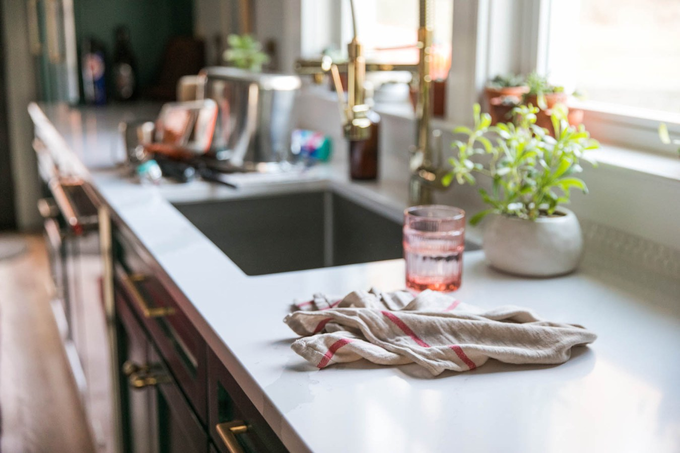 14 Easy Kitchen Hacks + Ideas For Better Organization | JessicaBrigham.com