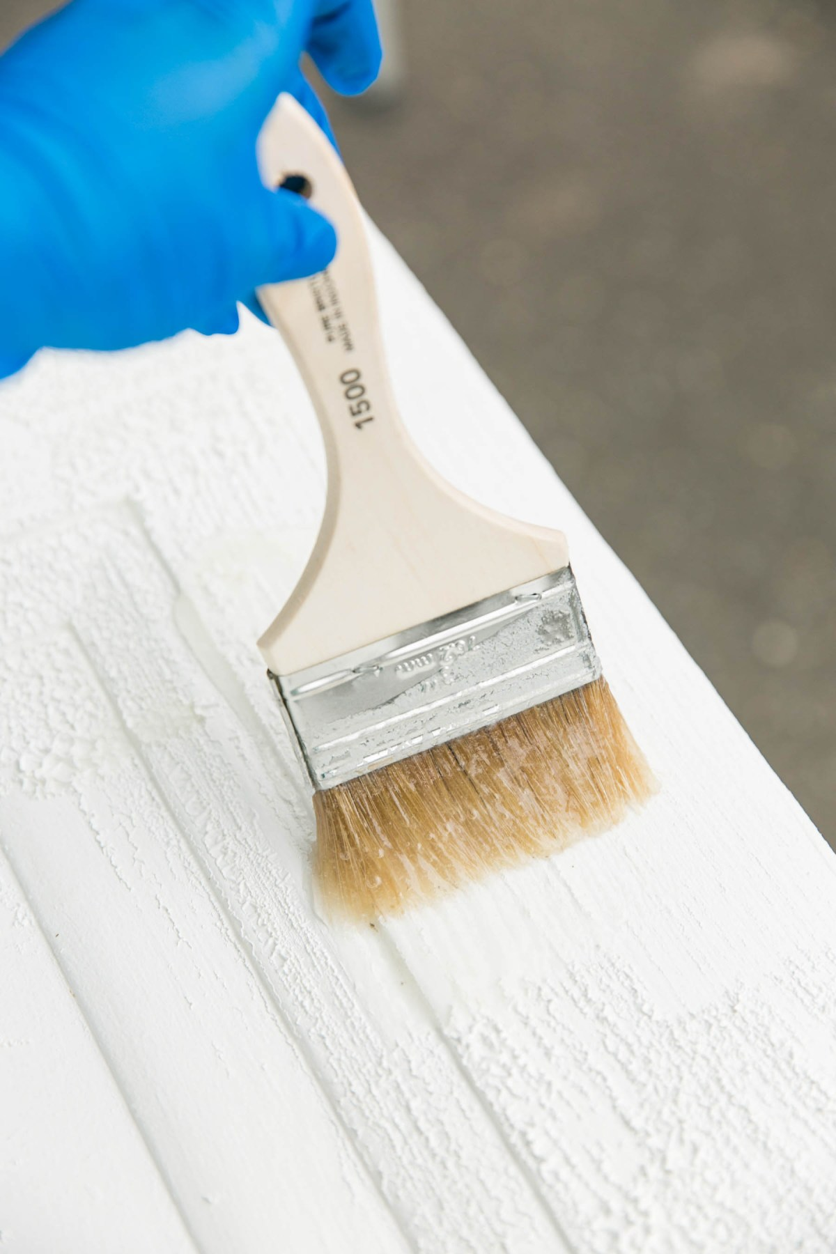 Yes You Can! How To Strip Paint From a Wood Door | Paint Stripping | Remove Paint | DIY | Jessica Brigham | Magazine Ready for Life