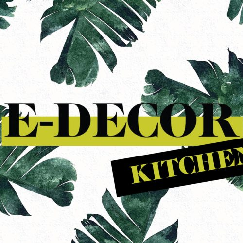 E-DECOR: KITCHEN | E-Decor Services | JessicaBrigham.com