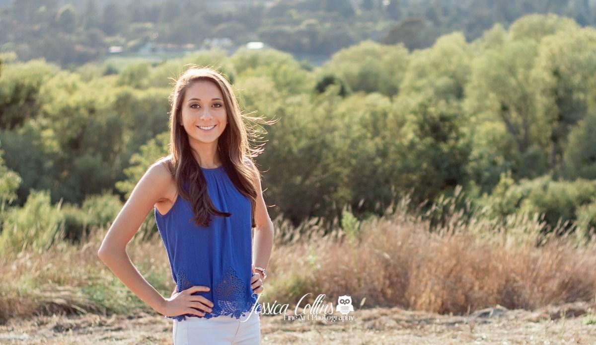 High School Senior Photographer in Sonoma County, California Russian RIver Area