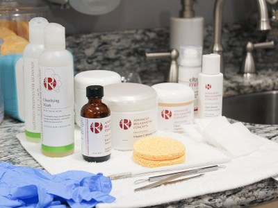 Facial With MD Advanced Skincare