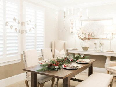 Holiday Home Tour: Part One