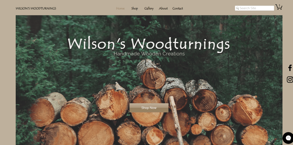 Wilson's Woodturnings