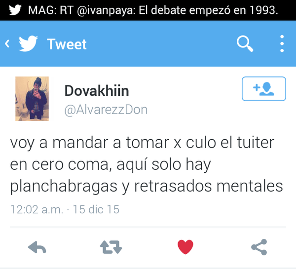0 adios twitter