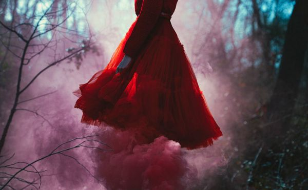 Red Zone. Autora: Rocío Montoya