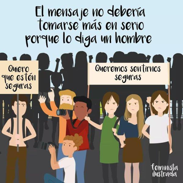 Autora: Feminista Ilustrada