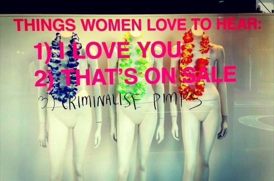 Cosas que las mujeres aman oír
