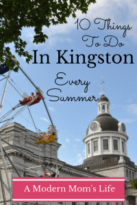 10 Things To Do In Kingston Every Summer