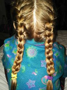 Emma French Braids