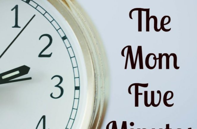 The Mom Five Minutes