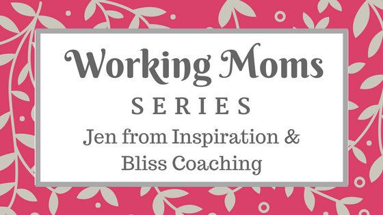 Jen from Inspiration and Bliss Coaching