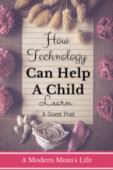 How Technology Can Help A Child Learn