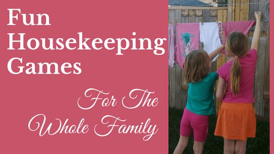 Housekeeping Games