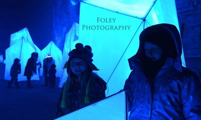 Lumina Borealis Iceberg Alley