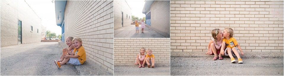 Dallas TX Lifestyle Family Session