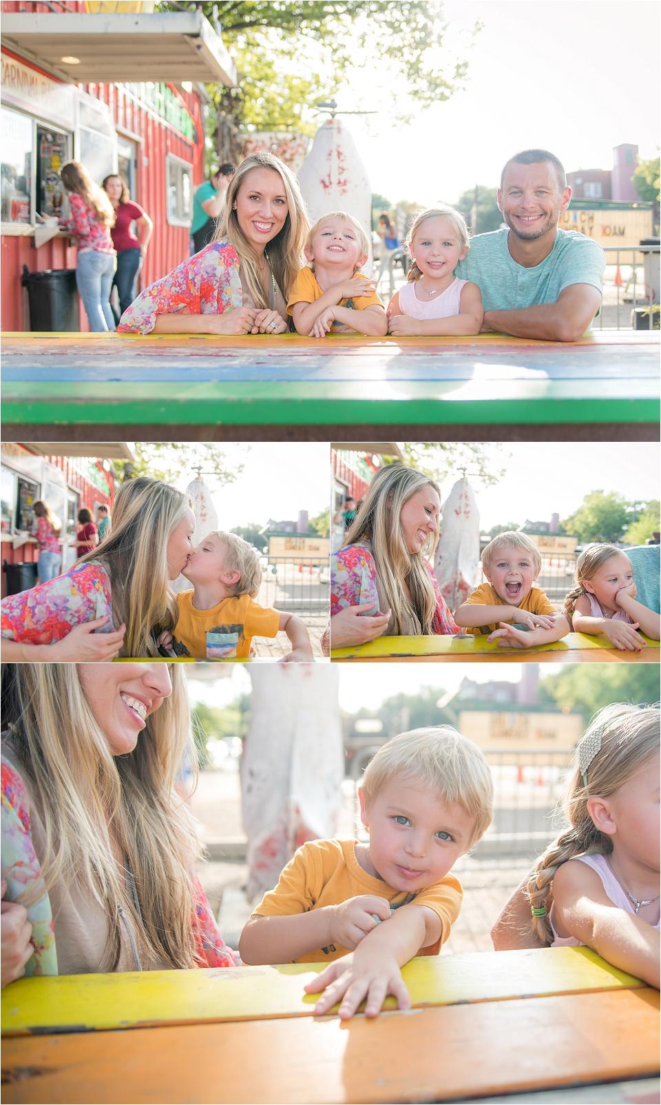 Dallas TX Lifestyle Family Session