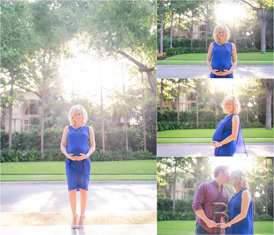 Highland Park, Dallas TX Maternity Session