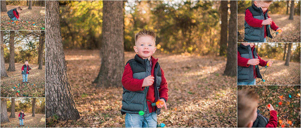 flower mound tx family session