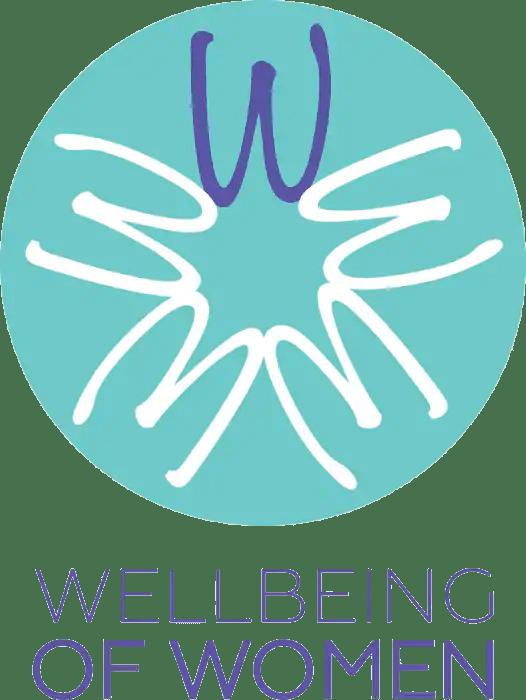 Wellbeing of Women logo