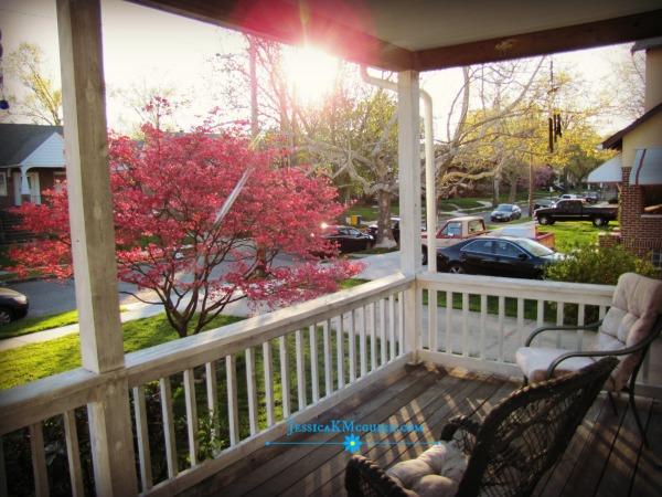 Front Porch Sunrise jkmcguire