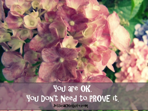 you are ok