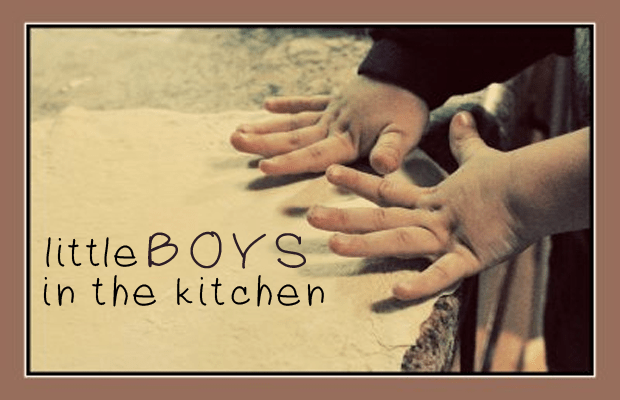 little-boys-in-the-kitchen